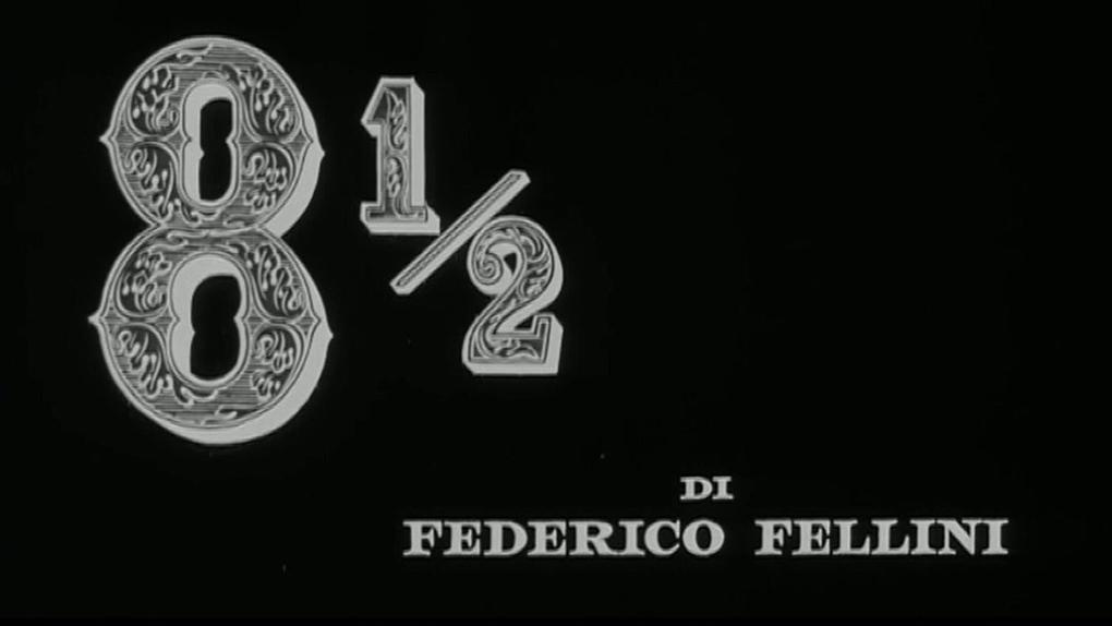 Influence 4: Huit et demi de Federico Fellini