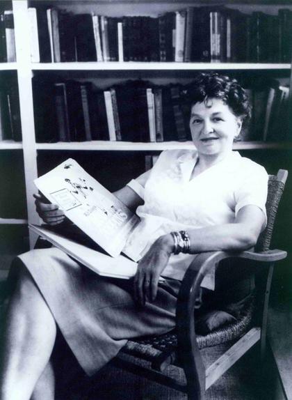 Pamela Lyndon Travers (1899-1996)