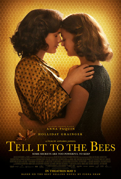 Tell It To The Bees avec Anna Paquin, Holliday Grainger...