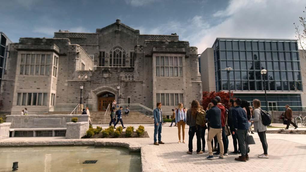 L'université de Belgrave - The Order