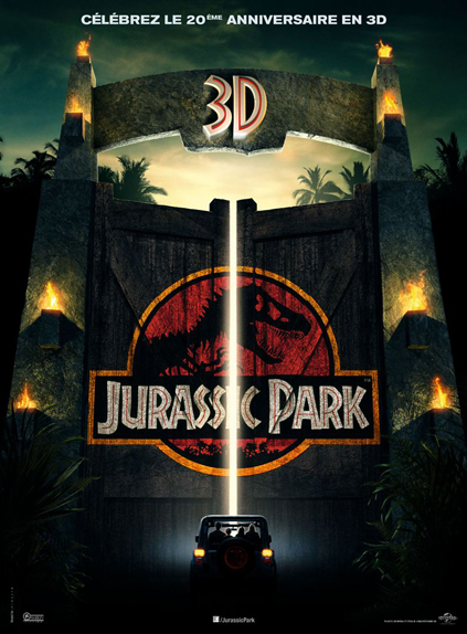 N°32 : Jurassic Park : 1,029 milliard de dollars de recettes