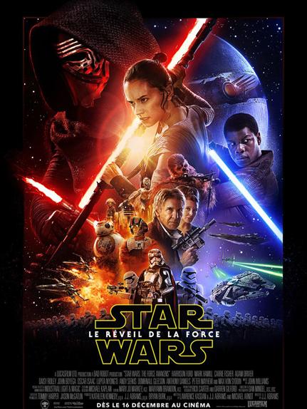 N°3 - Star Wars Le Réveil de la Force : 2,068 milliards de dollars de recettes