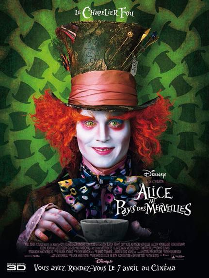 N°36 - Alice au Pays des Merveilles : 1,025 milliard de dollars de recettes