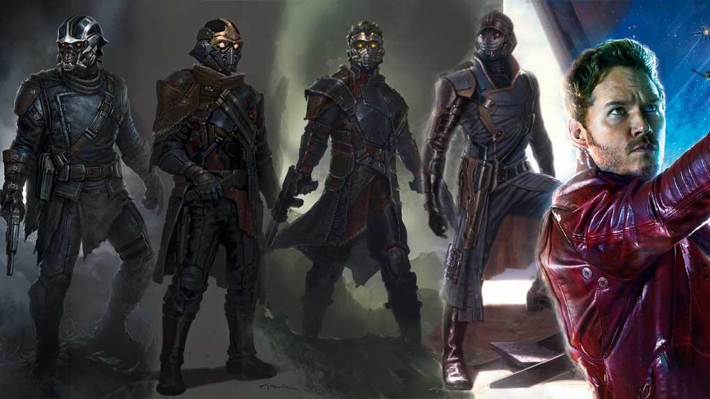 Les Gardiens de la Galaxie (Star-Lord)