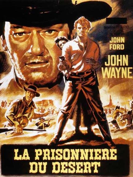 7e - La prisonnière du désert de John Ford (1956)