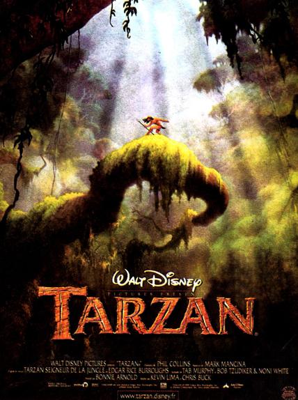 #18 - Tarzan (1999) : 3,9 sur 5