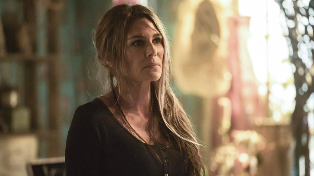Paige Turco - Abby Griffin