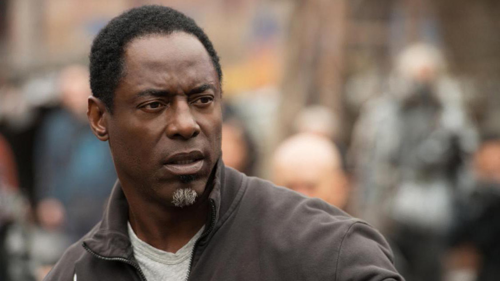 Isaiah Washington - Thelonious Jaha