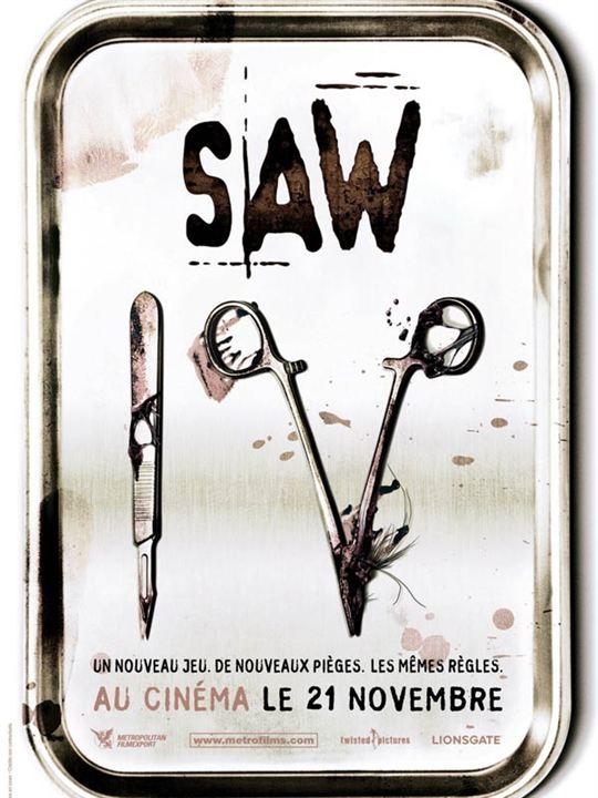 8 - Saw 4 (2007)