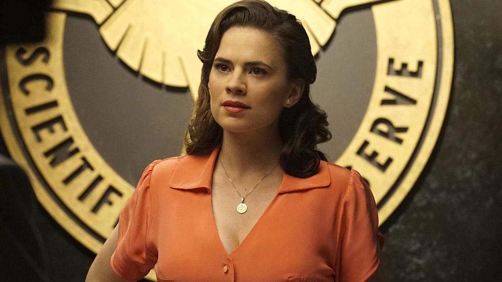 Peggy Carter (Agent Carter)