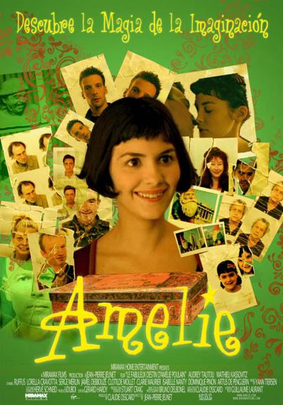 Amélie Poulain... En Espagne