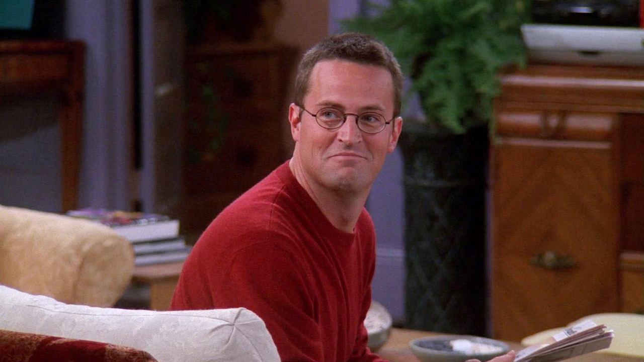 """Chandler est le """"Friends"""" le plus populaire chez les français"""