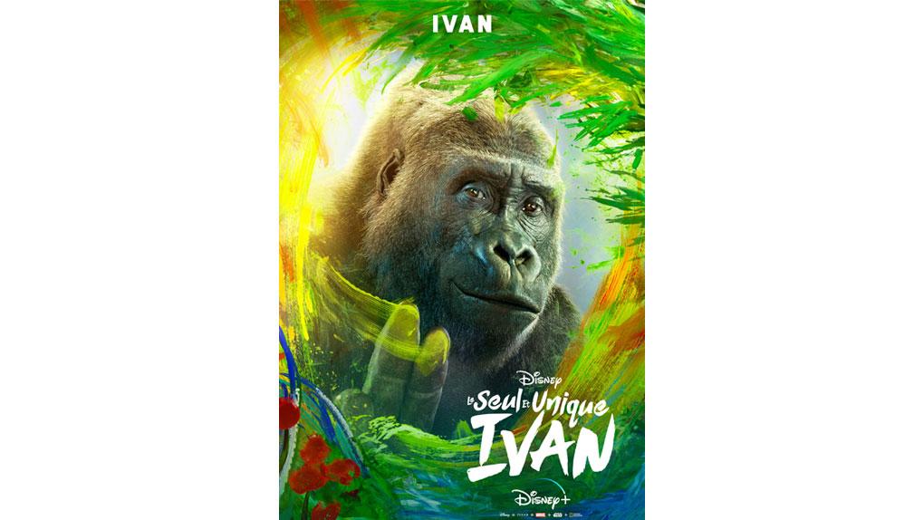 Ivan, le gorille