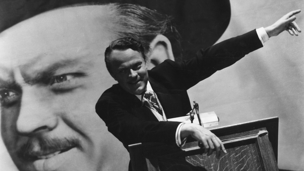 Citizen Kane, d'Orson Welles (1941)