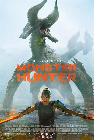 Monster Hunter avec Milla Jovovich, Tony Jaa, T.I...