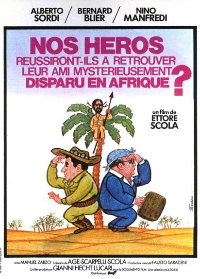 Nos héros réussiront-ils à retrouver leur ami mystérieusement disparu en Afrique ? (1968)
