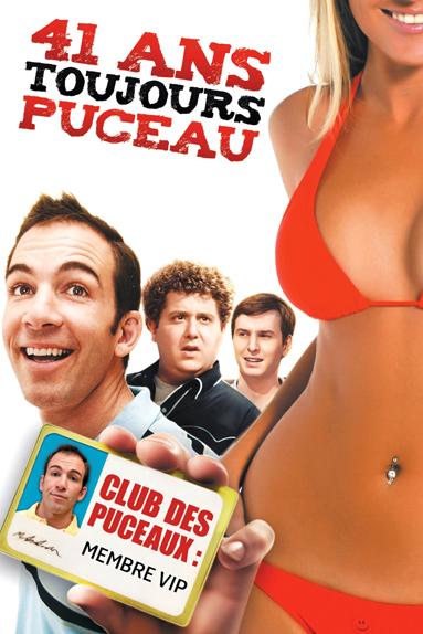 41 ans, toujours puceau (2010)