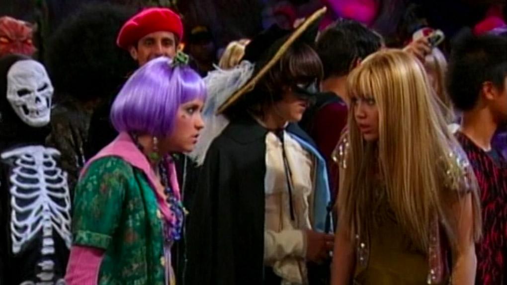 Hannah Montana - L'autre facette d'Hannah (S01E17)
