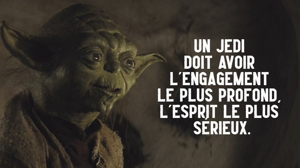 """Dans """"L'Empire contre-attaque""""..."""