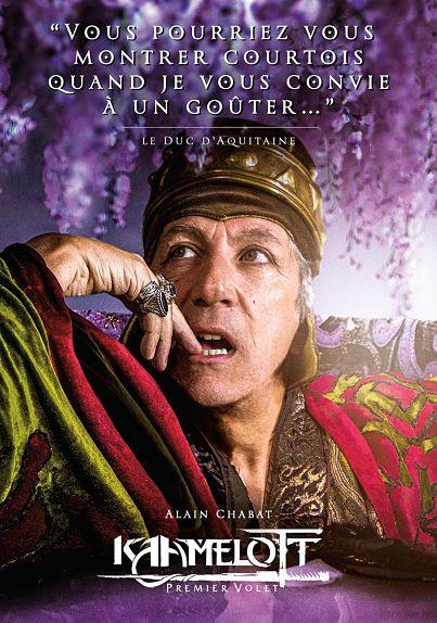 Le Duc d'Aquitaine (Alain Chabat)