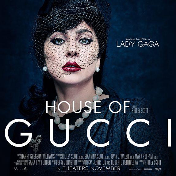Lady Gaga est Patrizia Reggiani