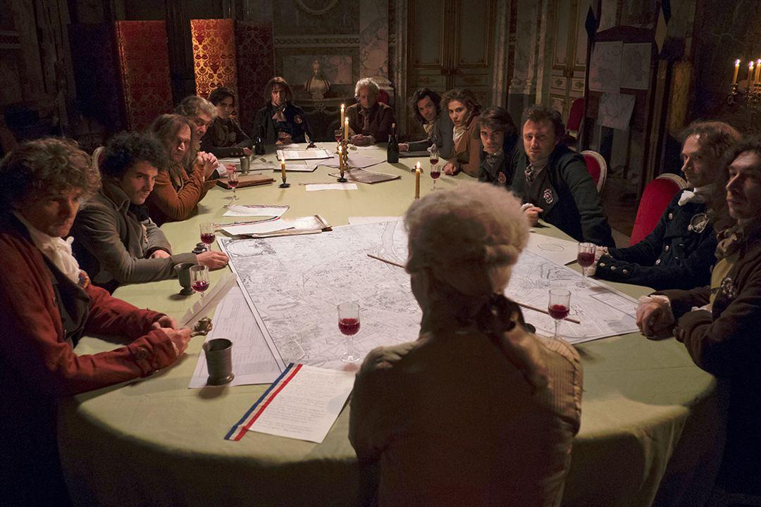 Photo Alex Lutz, Alexandre Brasseur, Alexis Loret, Cyril Descours, Grégory Gadebois