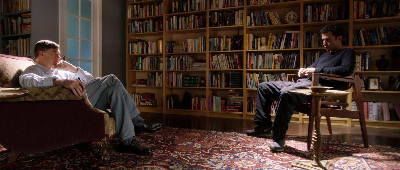 The Canyons: James Deen, Gus Van Sant