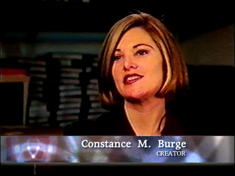 Affiche Constance M. Burge