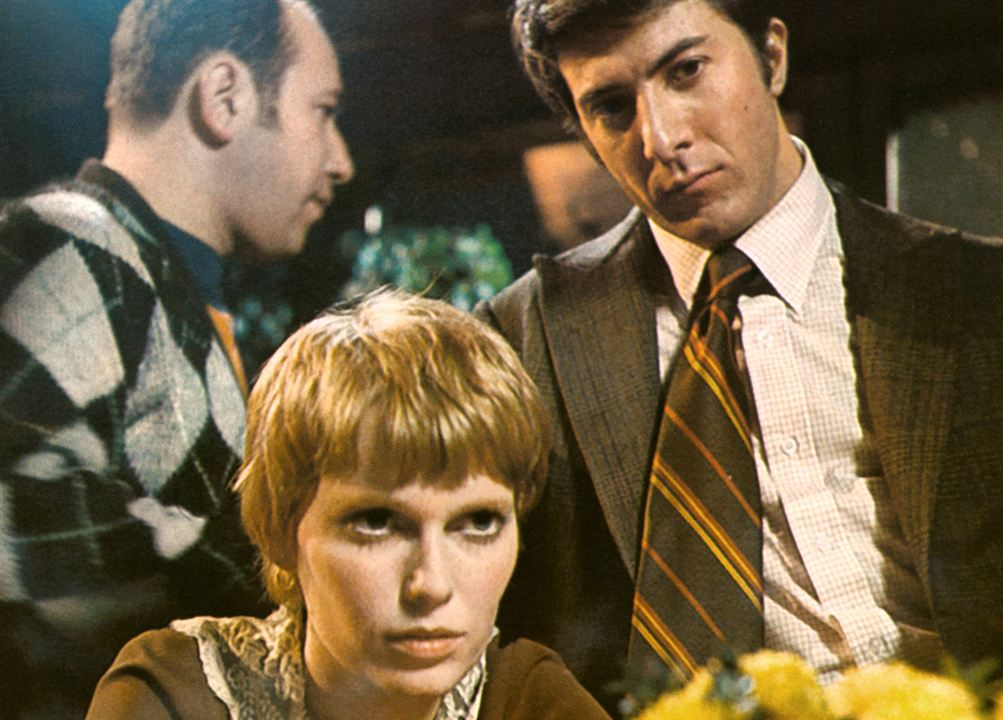 John et Mary: Mia Farrow, Dustin Hoffman