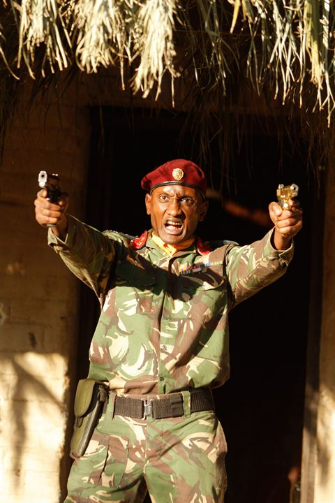 En territoire ennemi 4 : Opération Congo : Photo Eugene Khumbanyiwa