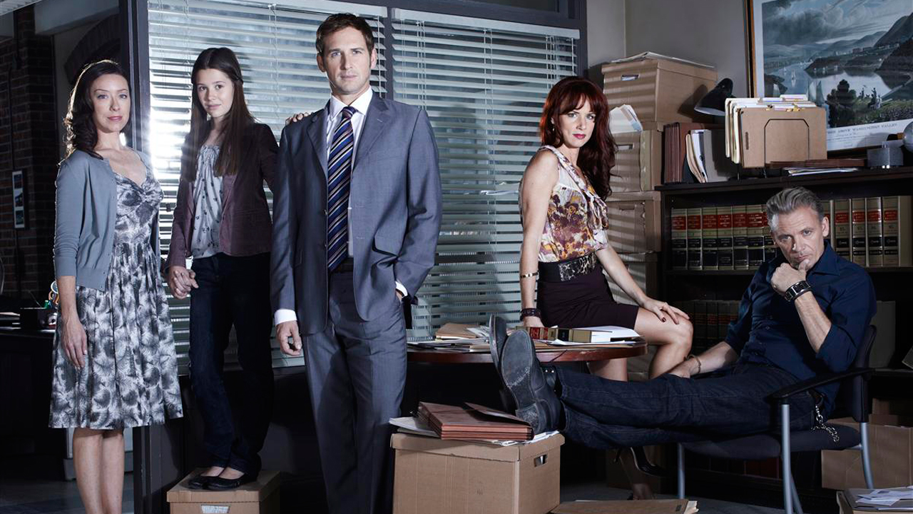 The Firm : Photo