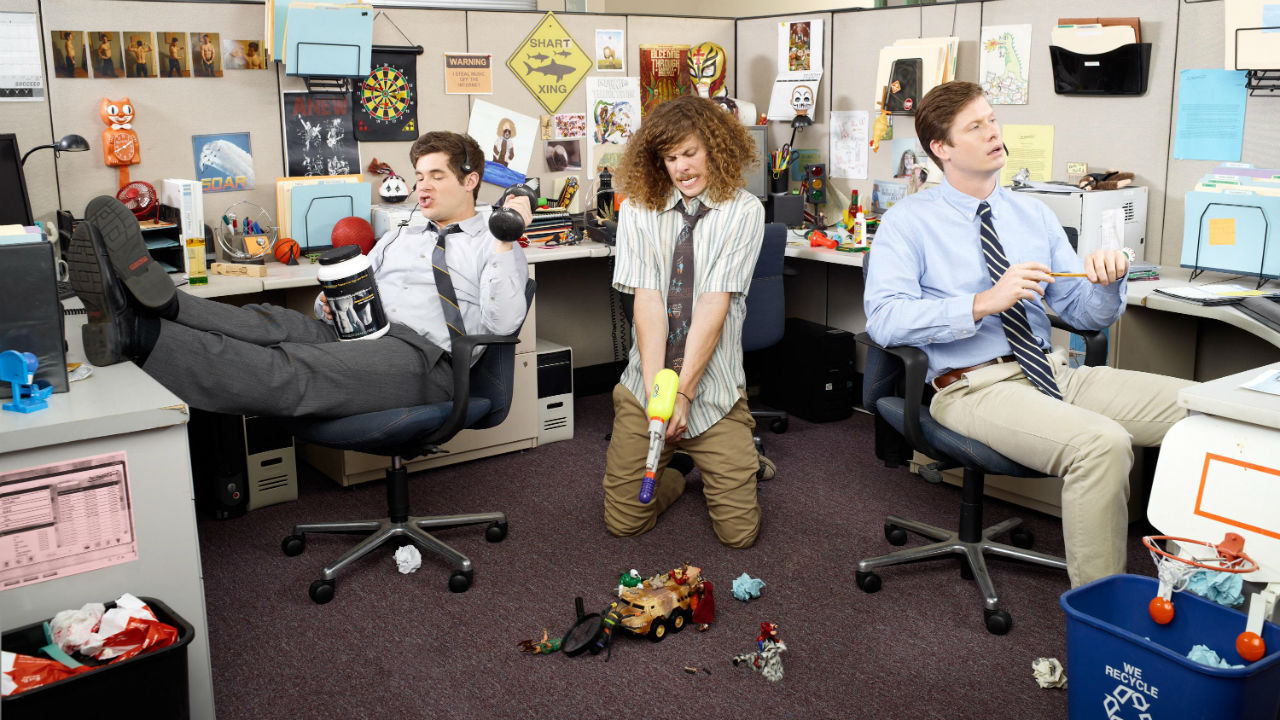 Workaholics : Photo