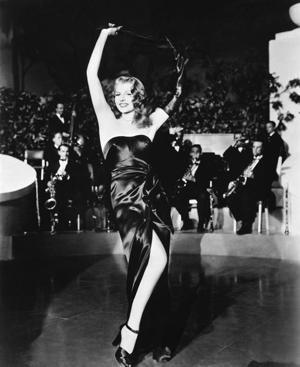 Gilda : Photo Rita Hayworth