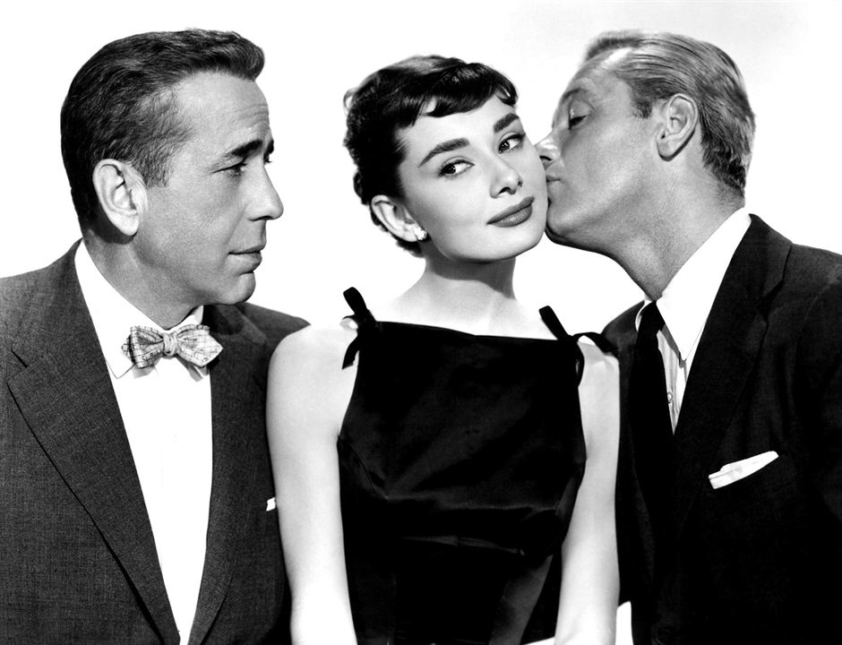 Sabrina : Photo Audrey Hepburn, Humphrey Bogart, William Holden