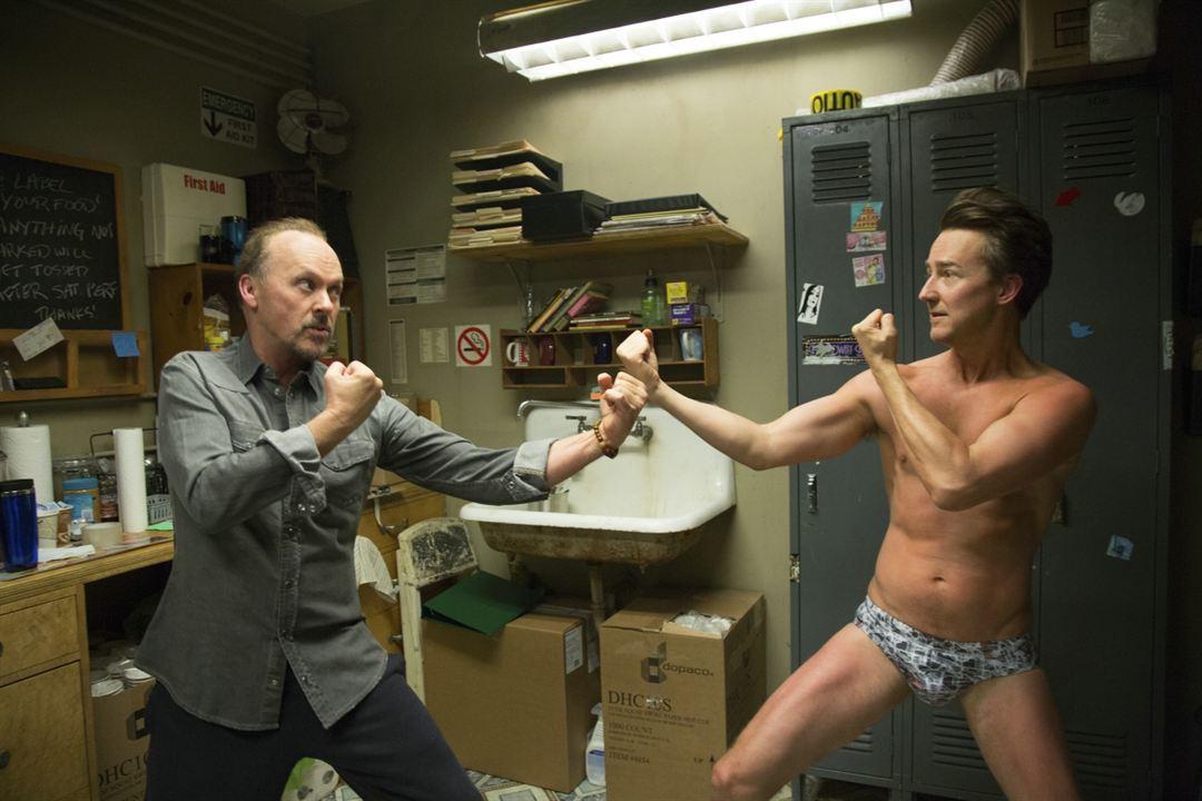 Photo de Michael Keaton - Birdman : Photo Edward Norton, Michael ...