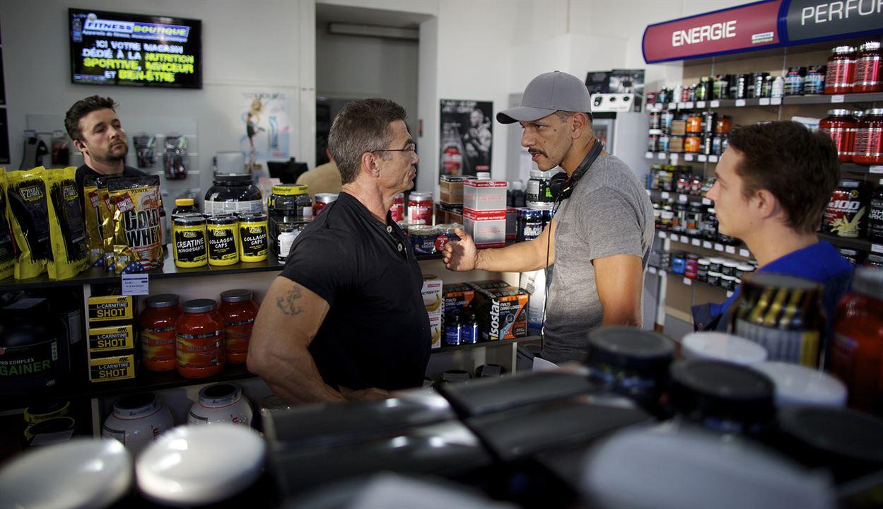 Bodybuilder: Roschdy Zem, Yolin François Gauvin