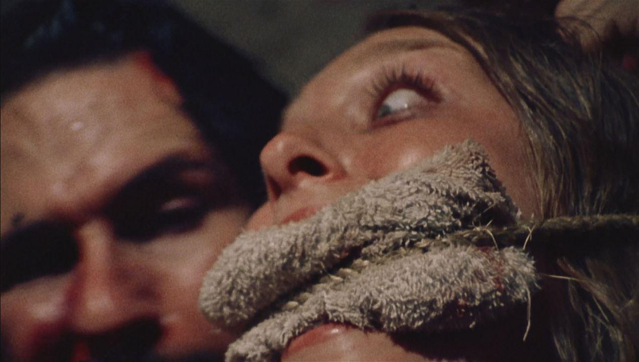 Massacre à la tronçonneuse : Photo Edwin Neal, Marilyn Burns
