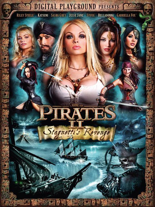 Pirates II: Stagnetti's Revenge