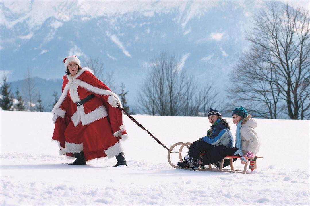 La Mère Noël (TV) : Photo Christine Neubauer, Pamina Grünsteidl, Tamino Wecker