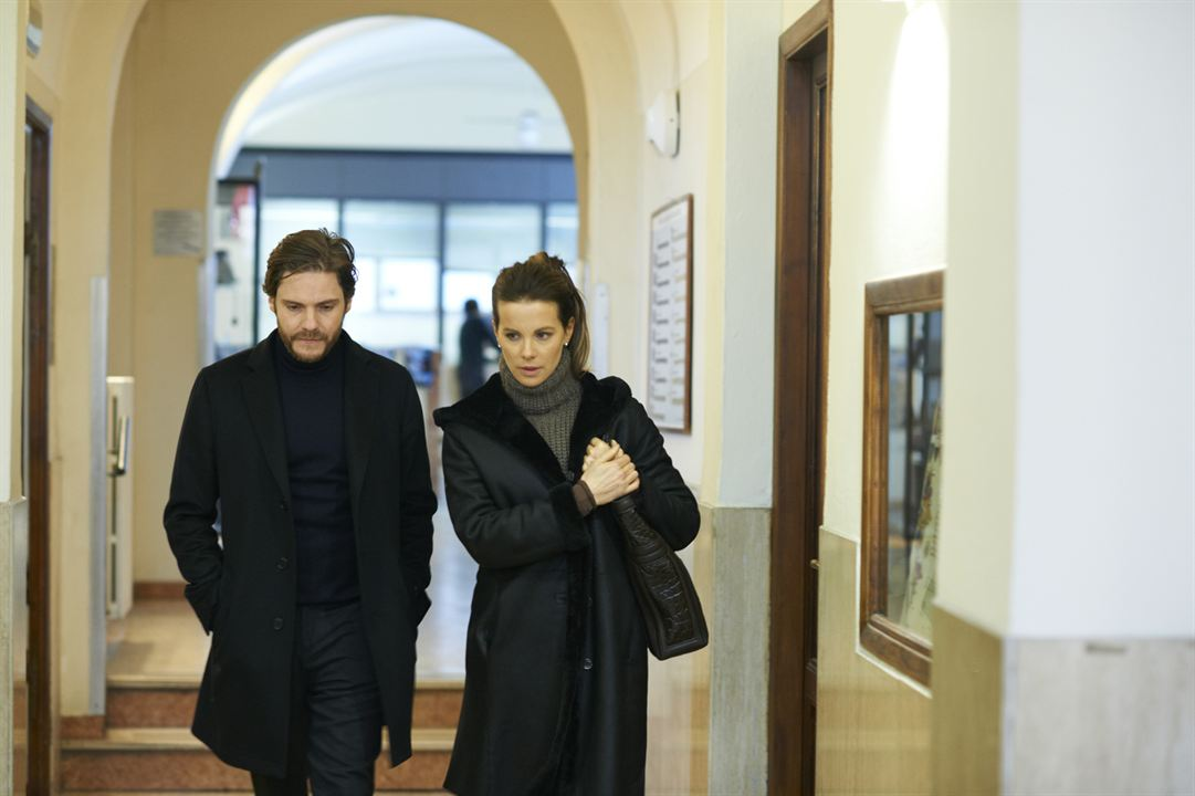 L'Affaire Jessica Fuller: Kate Beckinsale, Daniel Brühl