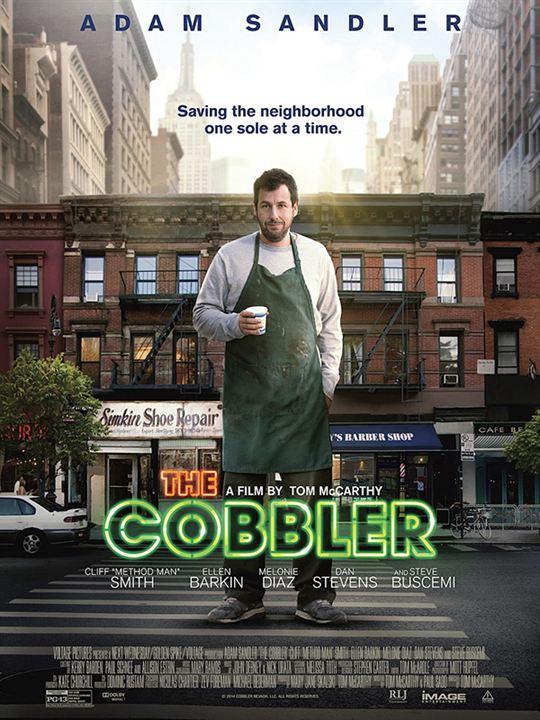 The Cobbler : Affiche