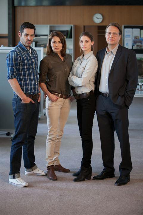 Photo Anja Kling, Lisa Tomaschewsky, Steffen Münster, Tobias Oertel