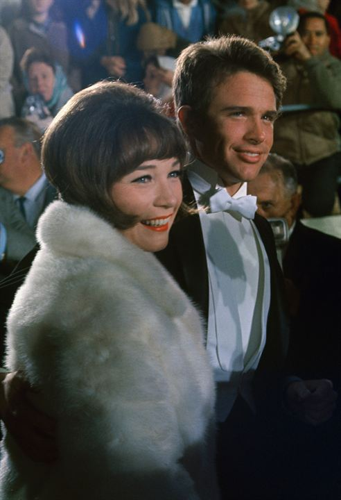 Photo promotionnelle Shirley MacLaine, Warren Beatty