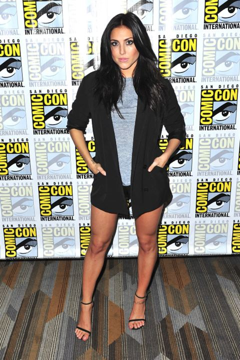 Sharknado 3: Oh Hell No! : Photo promotionnelle Cassie Scerbo