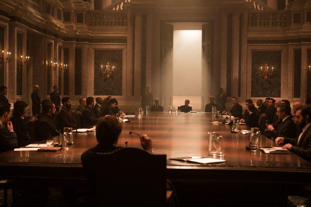 007 Spectre: Christoph Waltz, Erick Hayden, Gediminas Adomaitis
