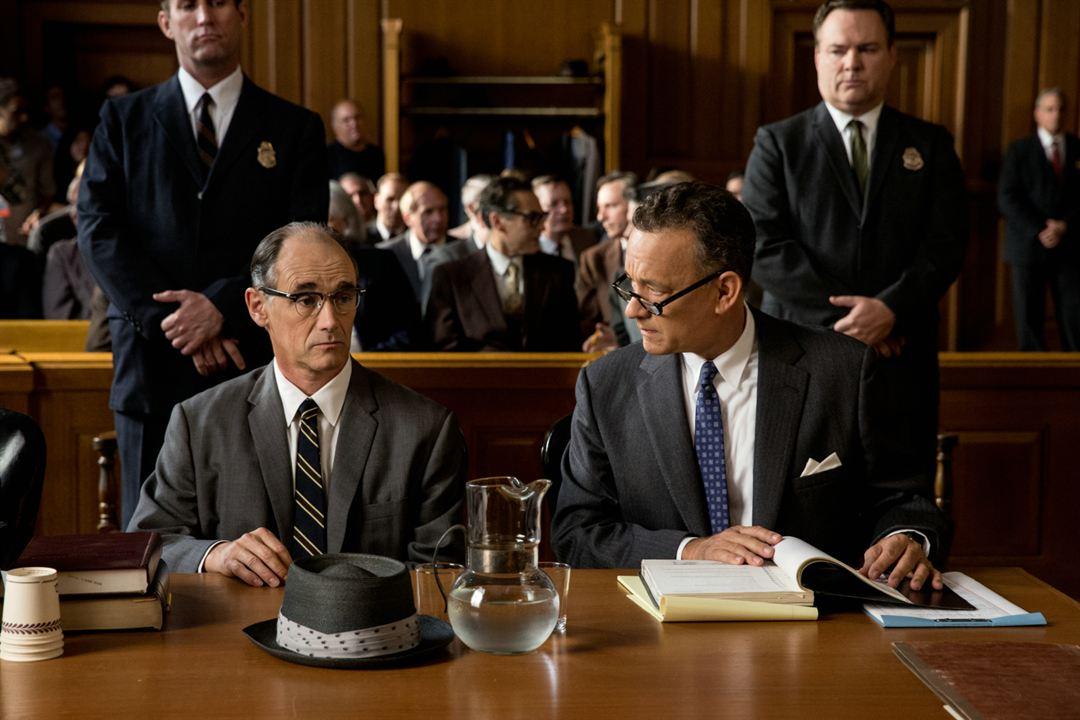 Le Pont des Espions : Photo Mark Rylance, Tom Hanks