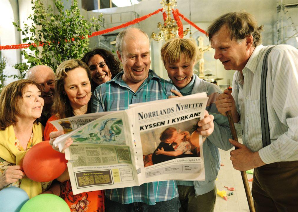 Photo André Sjoberg, Lennart Jähkel, Ylva Lööf