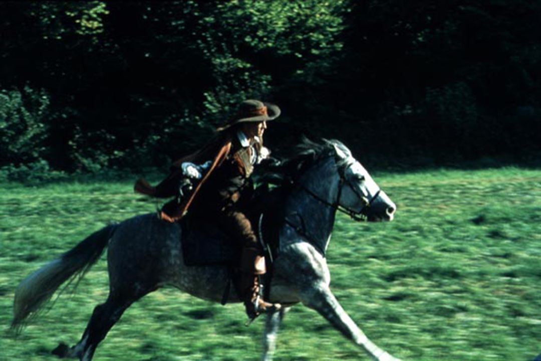 D'Artagnan : Photo Justin Chambers (I)