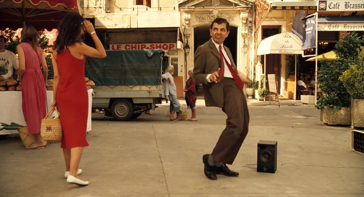Les Vacances de Mr Bean (Mr Beans Holiday)