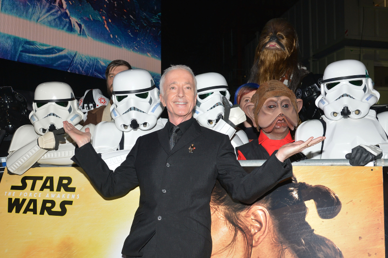 Star Wars - Le Réveil de la Force : Photo promotionnelle Anthony Daniels